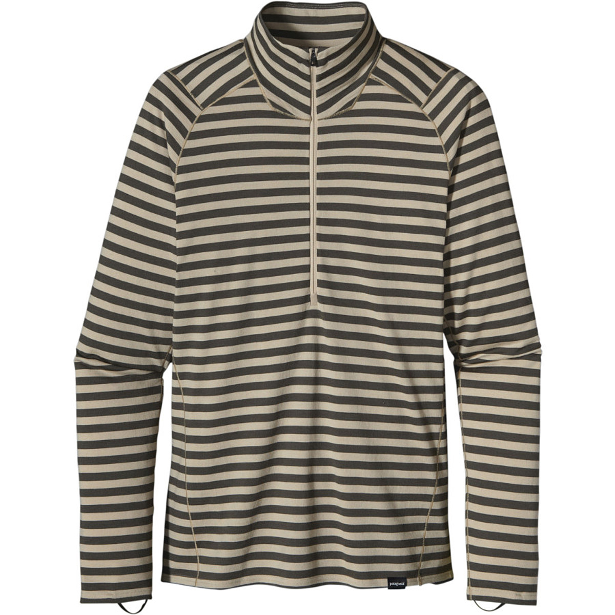 photo: Patagonia Merino 3 Midweight Zip-Neck base layer top