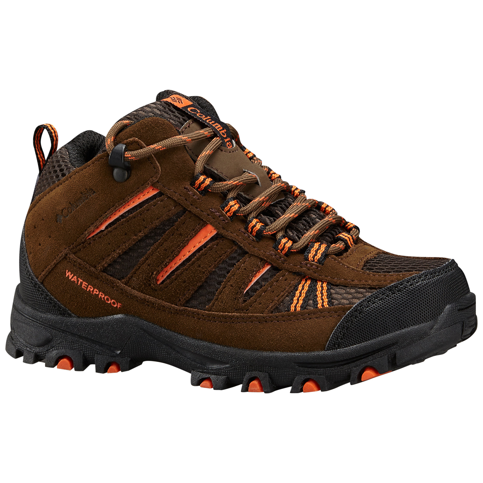 Columbia Pisgah Peak Mid Waterproof