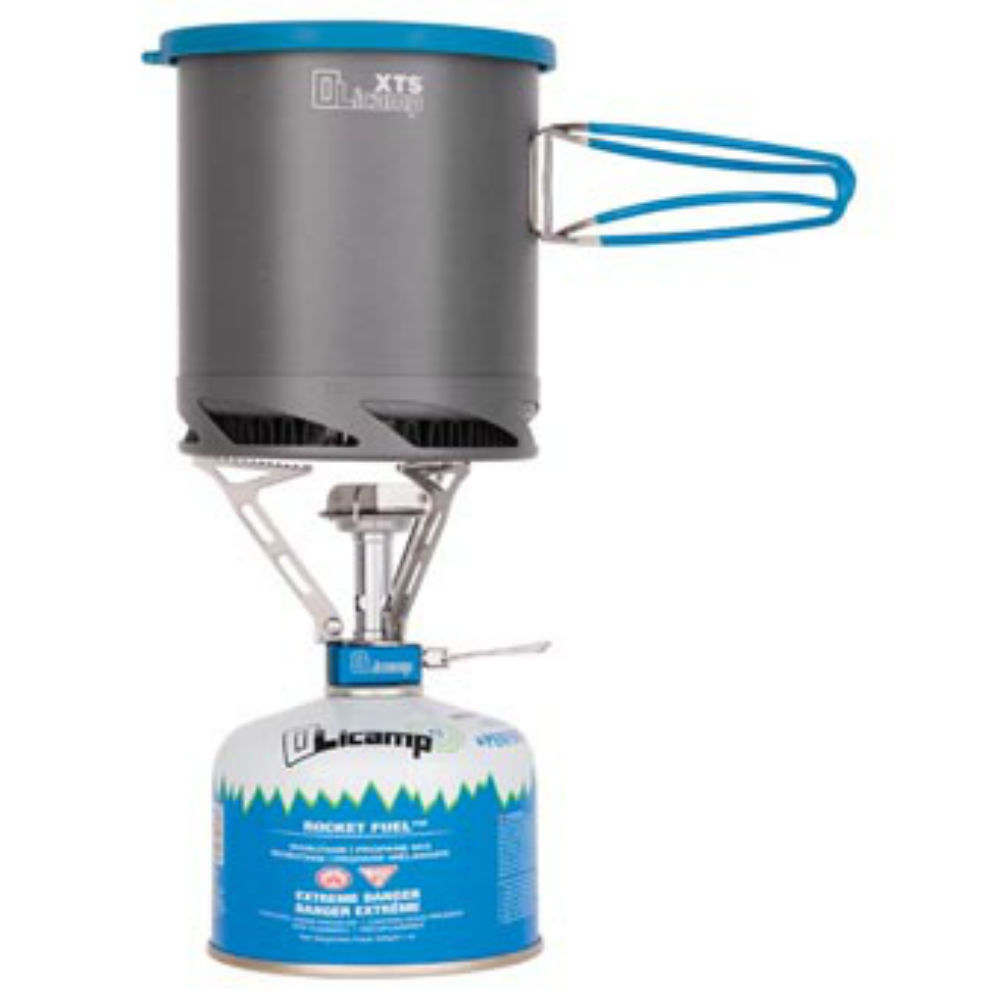 photo: Olicamp Vector Stove compressed fuel canister stove