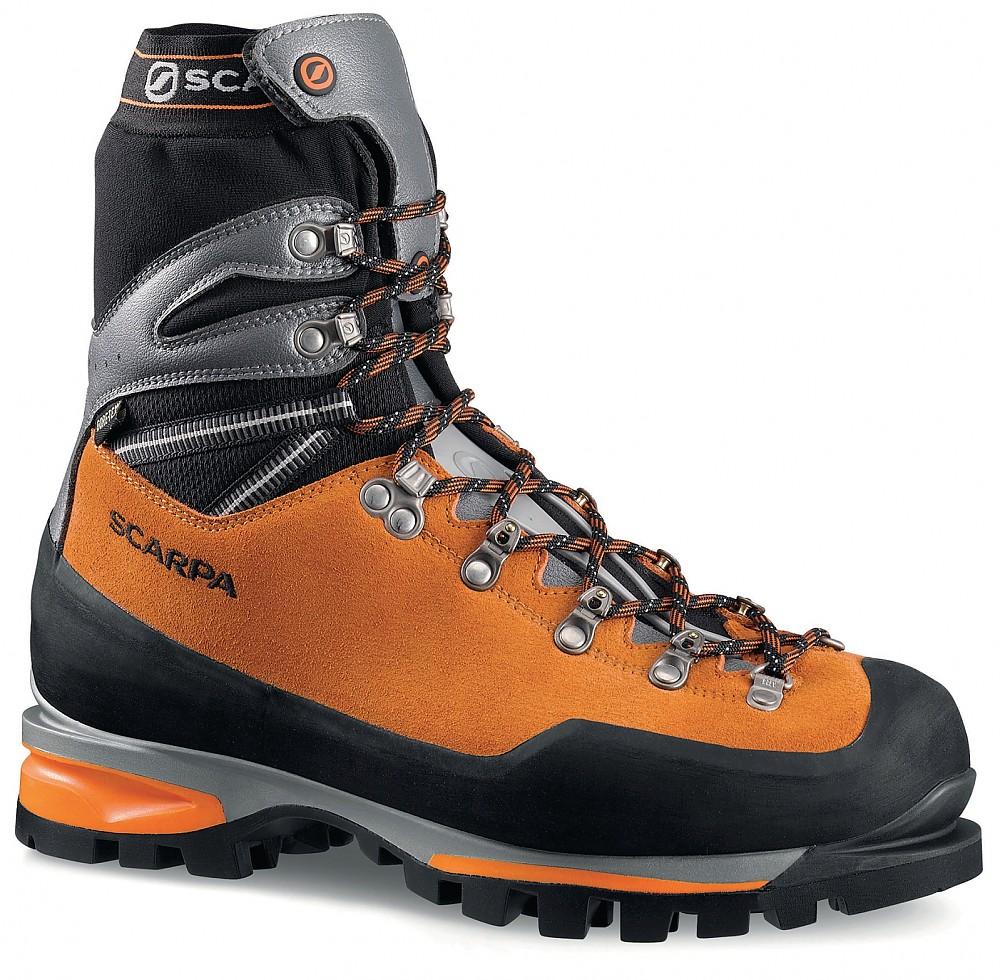 photo: Scarpa Mont Blanc Pro GTX mountaineering boot