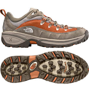 photo: The North Face Women's Esker Ridge trail shoe