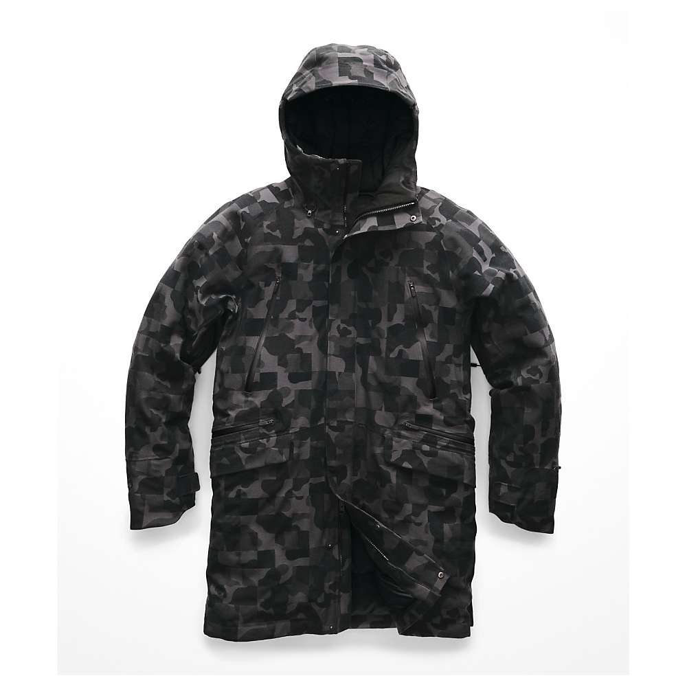 The North Face Cryos Wool Blend Down Parka GTX