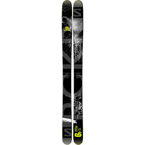 photo: Salomon Rocker2 108 alpine touring/telemark ski