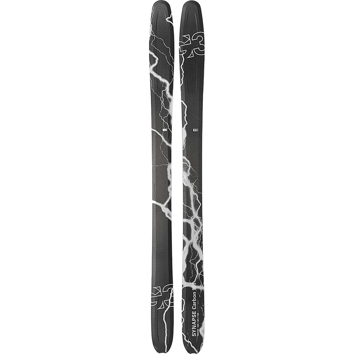 photo: G3 Synapse Carbon 101 alpine touring/telemark ski