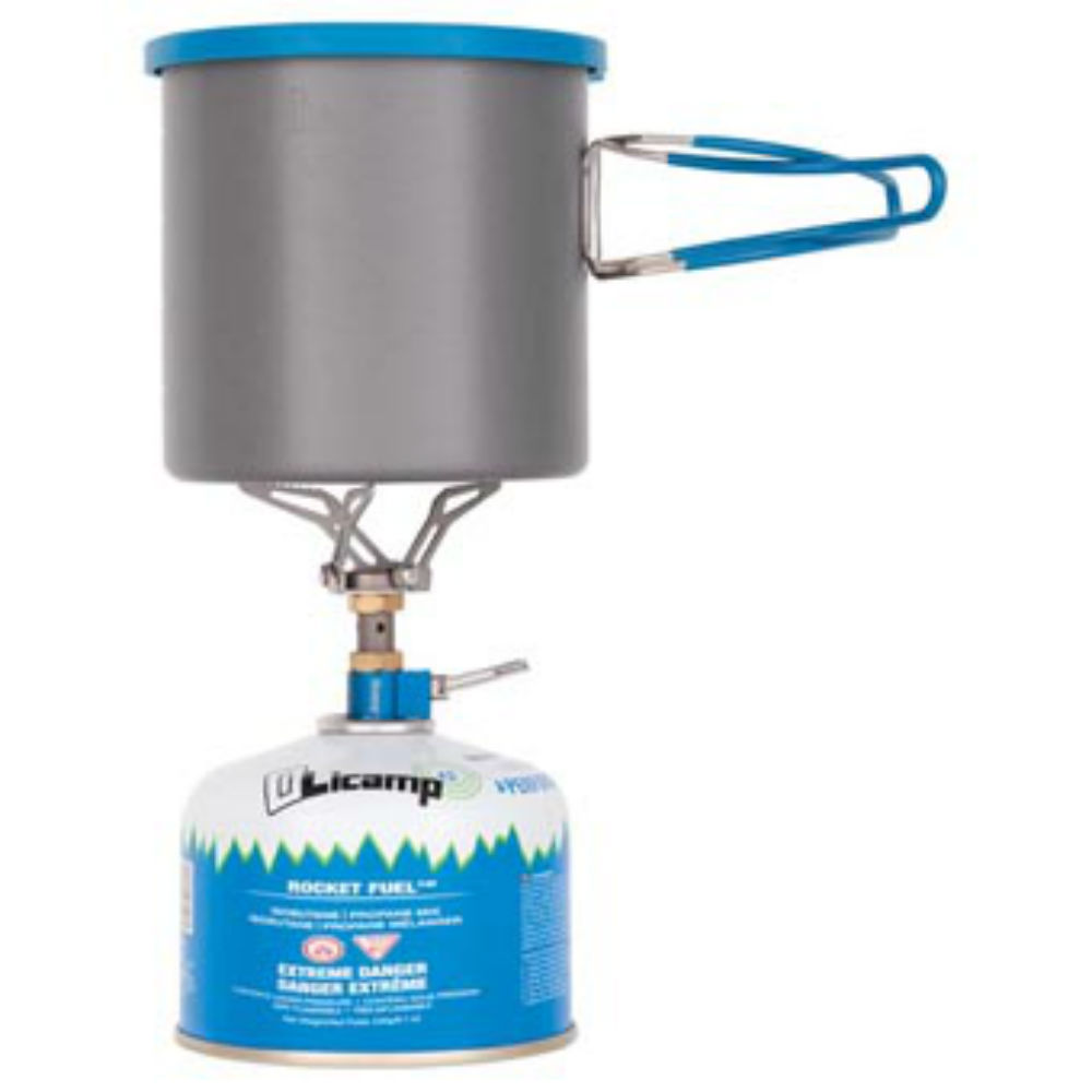 photo: Olicamp Ion Micro Titanium Stove compressed fuel canister stove