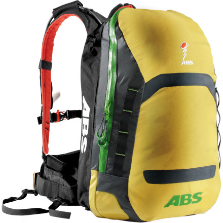 photo: ABS Powder Line 15 Backpack avalanche airbag pack