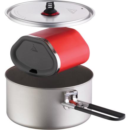 photo: MSR Quick 1 System pot/pan