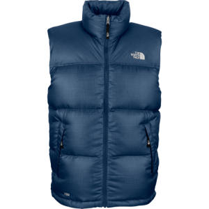photo: The North Face Novelty Nuptse Vest down insulated vest