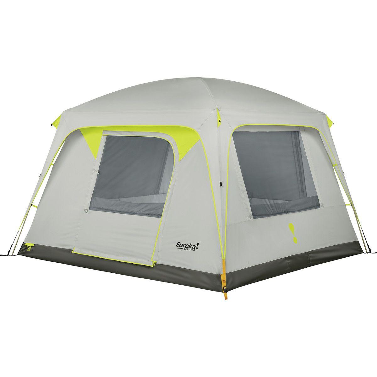 photo: Eureka! Jade Canyon 6 three-season tent