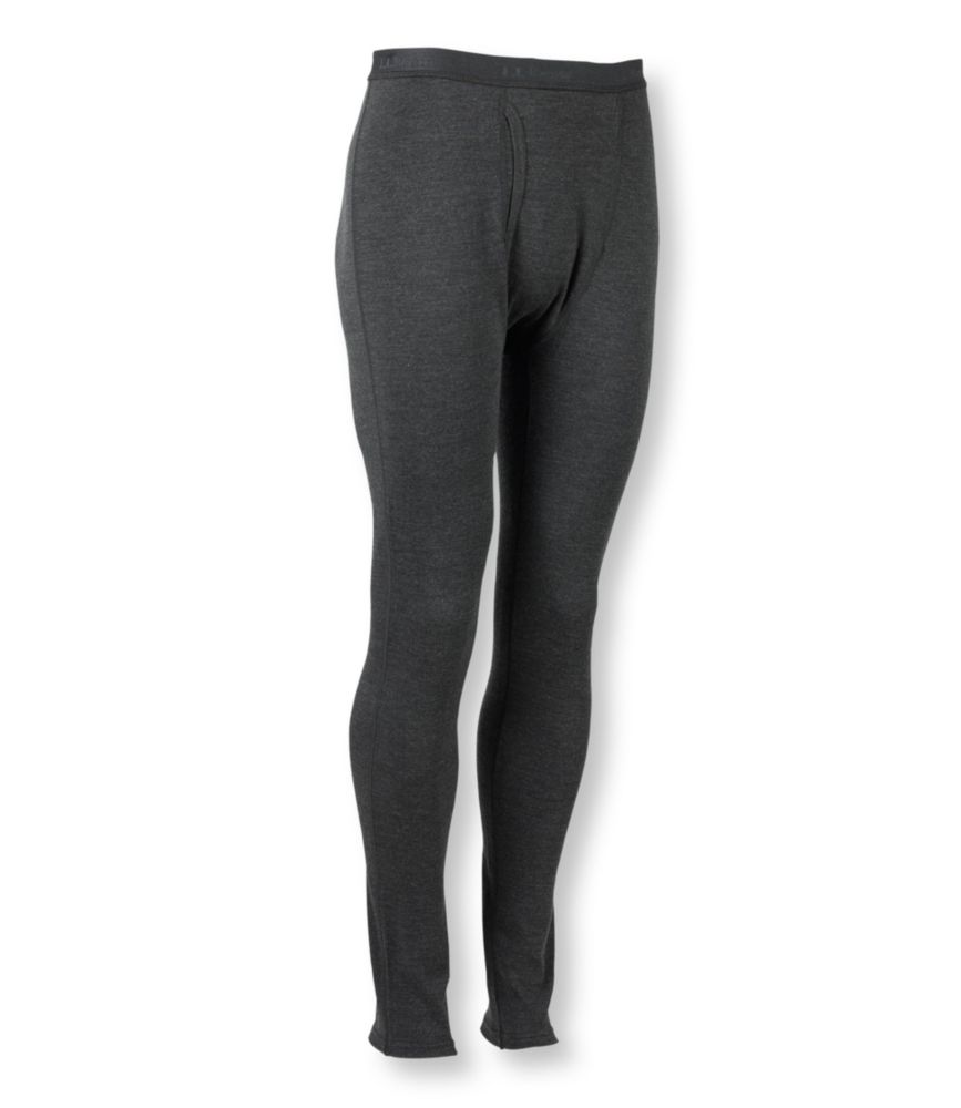 L.L.Bean Cresta Wool Midweight Base Layer, Pants