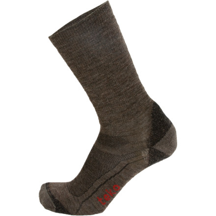 photo: Teko Men's MERINO Summit Series Light Hiking hiking/backpacking sock