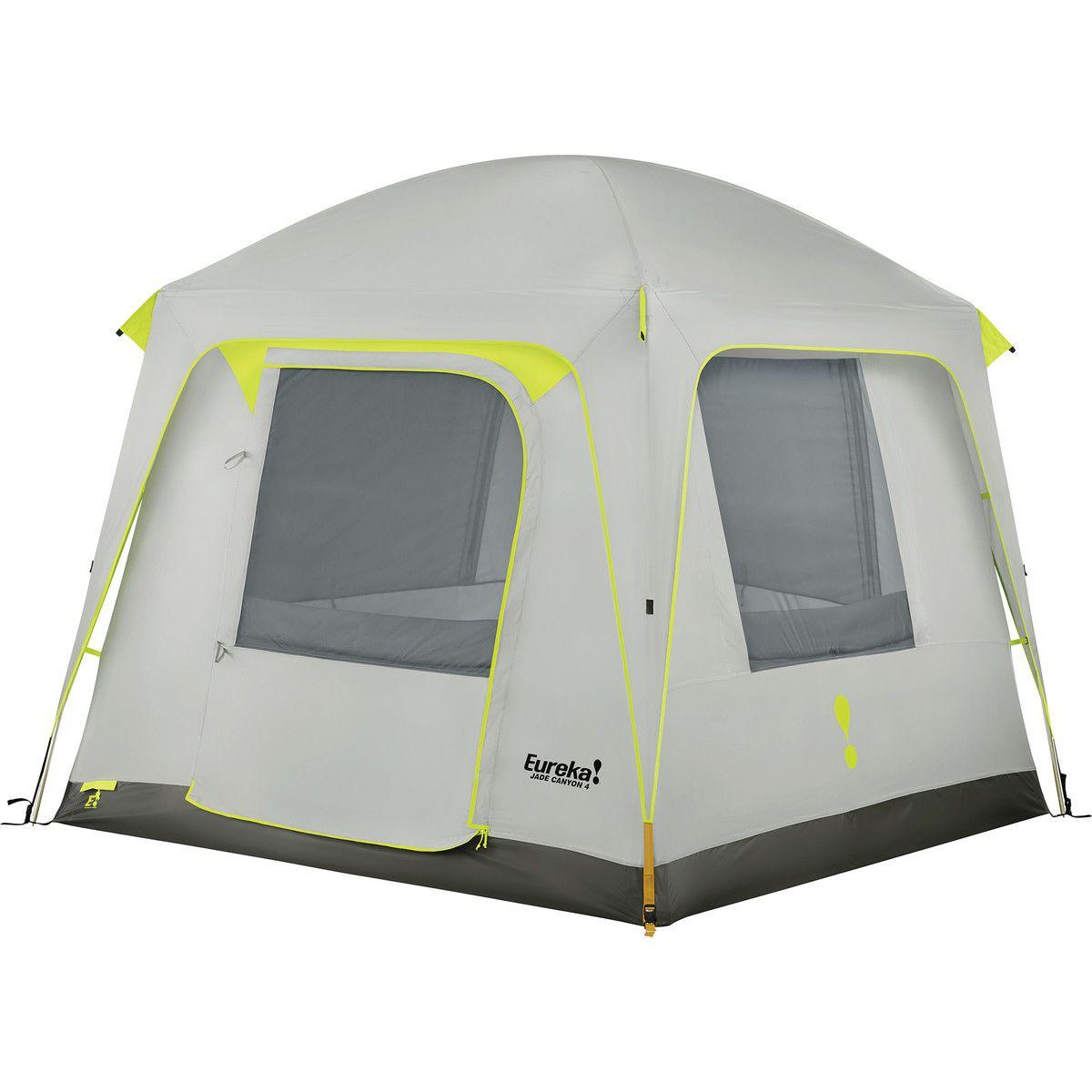 photo: Eureka! Jade Canyon 4 three-season tent