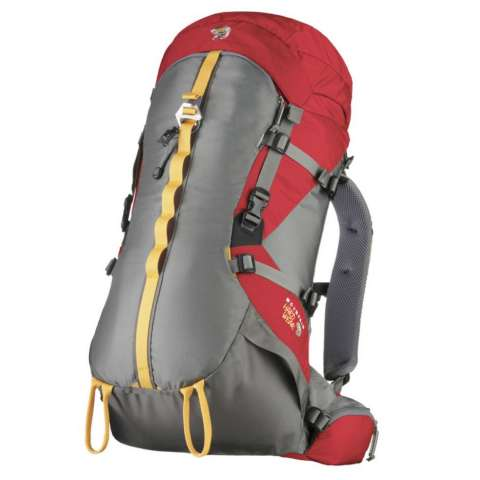 photo: Mountain Hardwear Trad overnight pack (2,000 - 2,999 cu in)