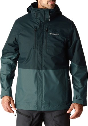 Columbia Snow Runner Interchange Jacket
