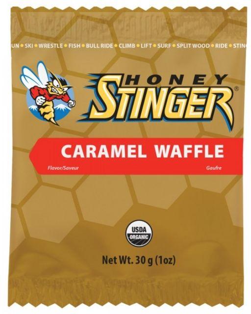 photo: Honey Stinger Organic Waffle bar