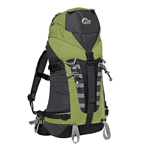photo: Lowe Alpine Peak Attack 40 overnight pack (35-49l)