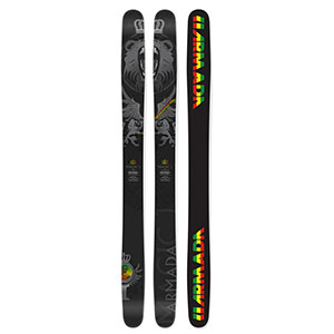 photo: Armada Magic J alpine touring/telemark ski