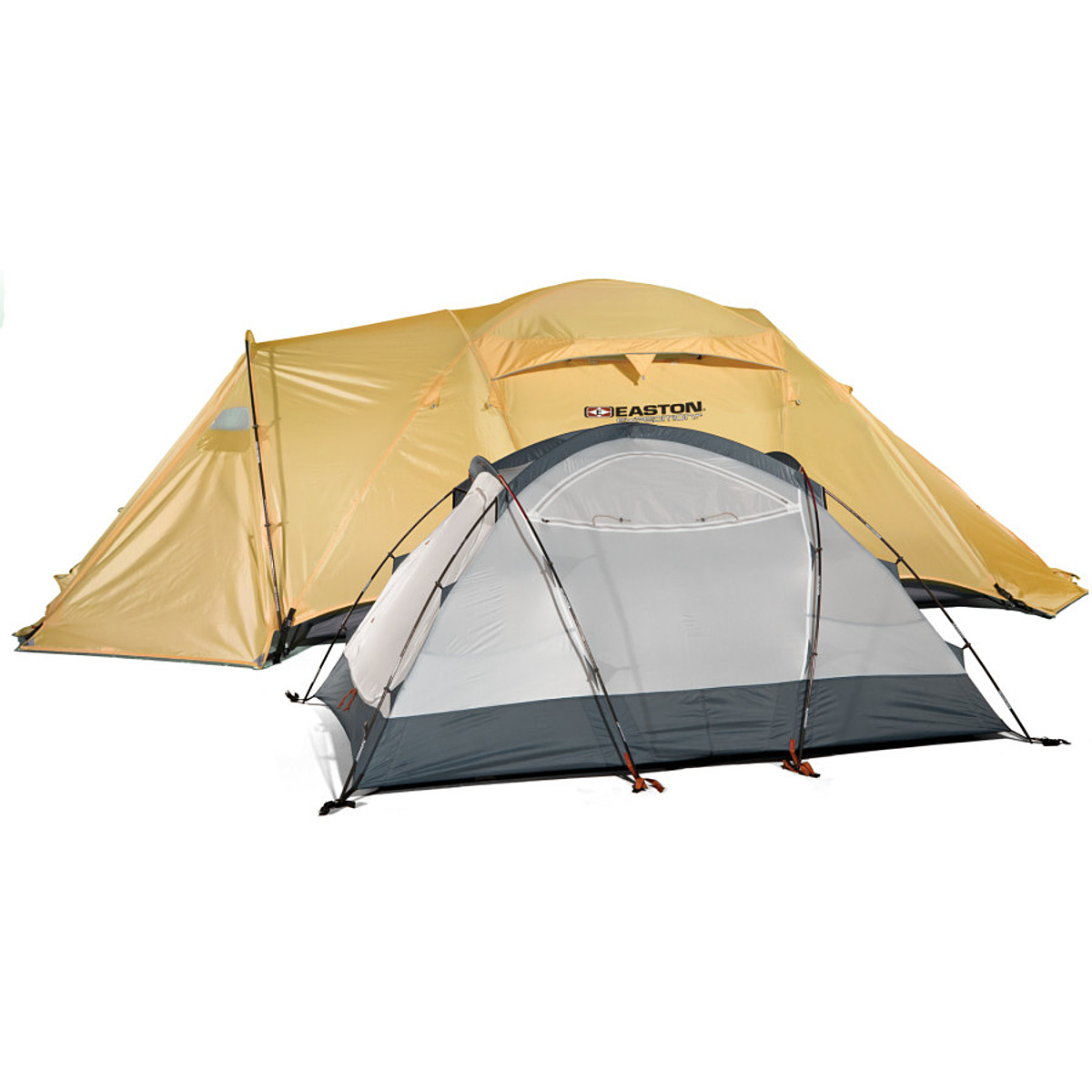 photo: Easton Expedition Aluminum 2P four-season tent