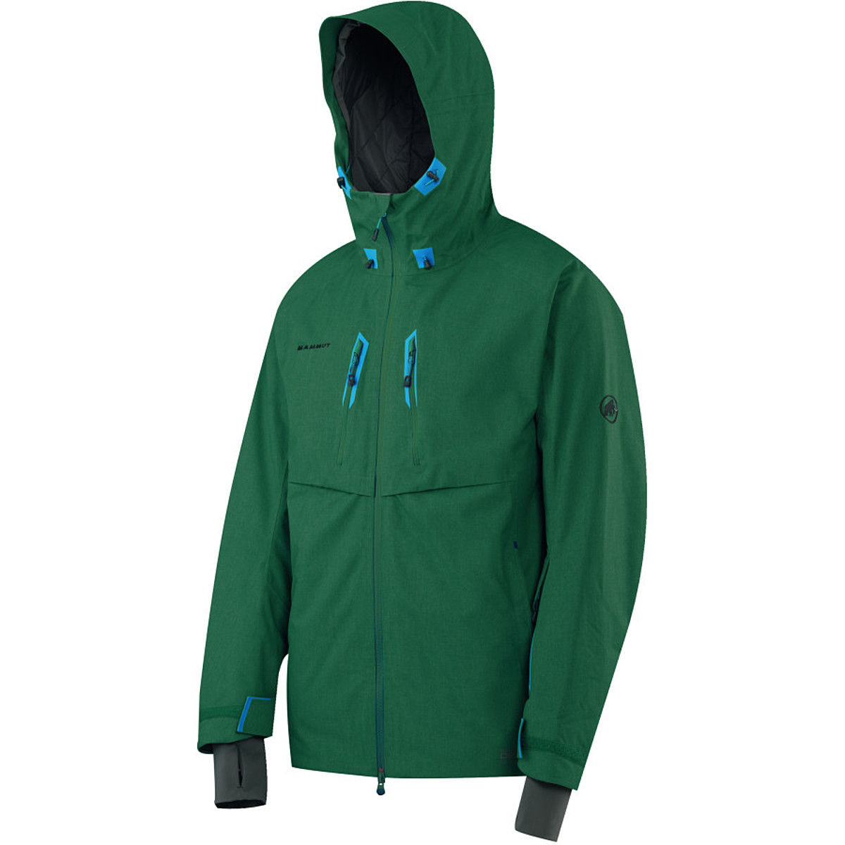 photo: Mammut Twitch Jacket synthetic insulated jacket