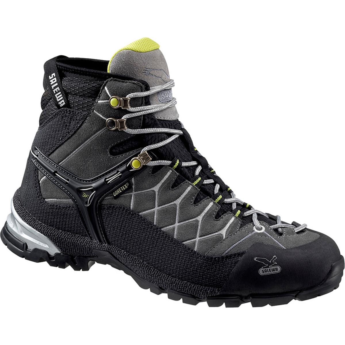 photo: Salewa Men's Alp Trainer Mid GTX hiking boot