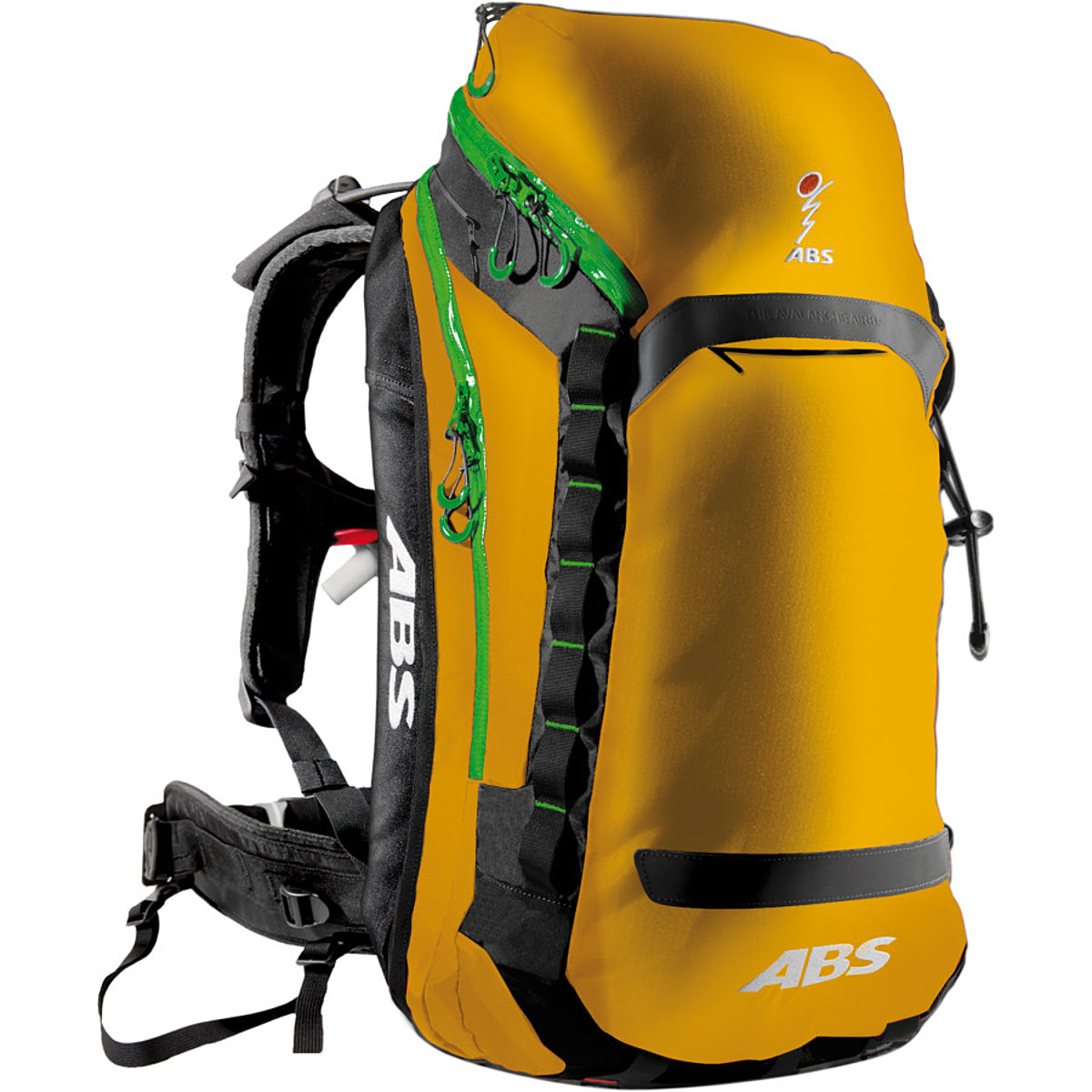 photo: ABS Vario 30 Backpack avalanche airbag pack