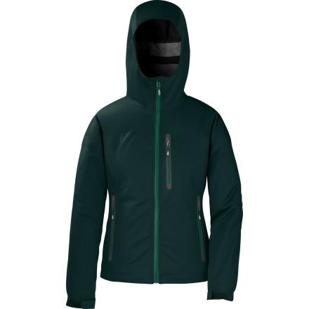 photo: Outdoor Research Women's Mithrilite Jacket waterproof jacket