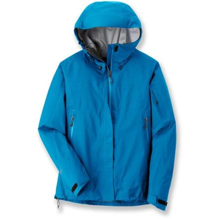 photo: REI Women's Kimtah Jacket waterproof jacket