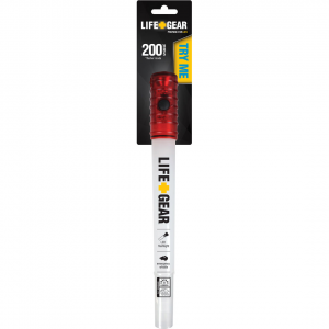 photo: Life+Gear 200 Hour Glow Stick with Whistle emergency light