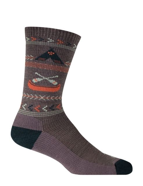 photo: Farm to Feet Franklin Camp Crew Everyday hiking/backpacking sock