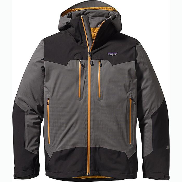 photo: Patagonia Ice Field Jacket snowsport jacket
