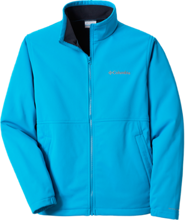 Columbia Boulder Glen Soft Shell Jacket