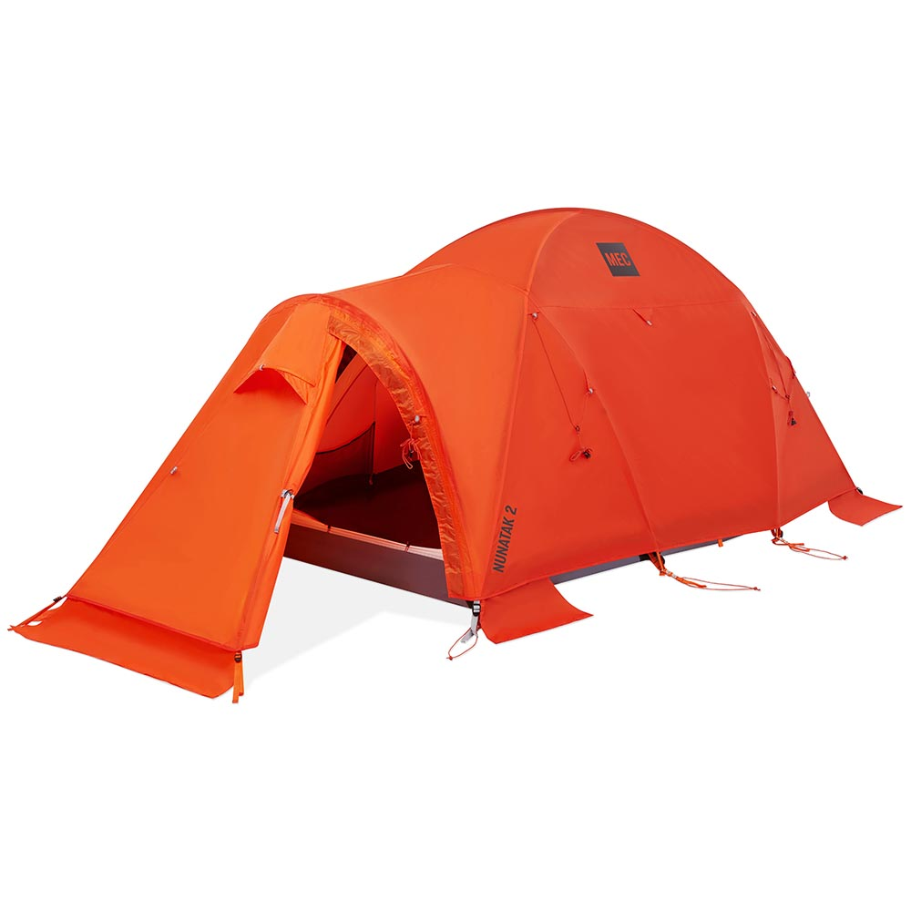 photo: MEC Nunatak 2P four-season tent
