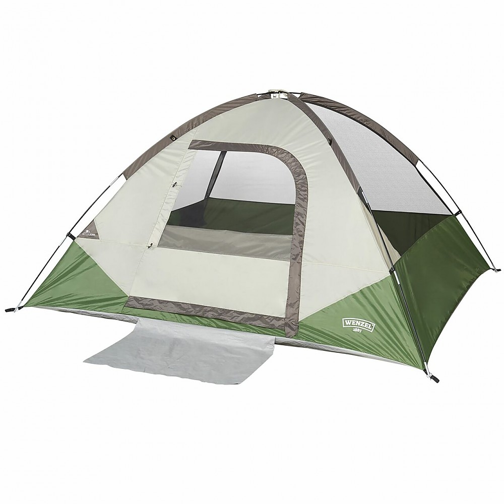 photo: Wenzel Jack Pine 4 Person Dome Tent three-season tent