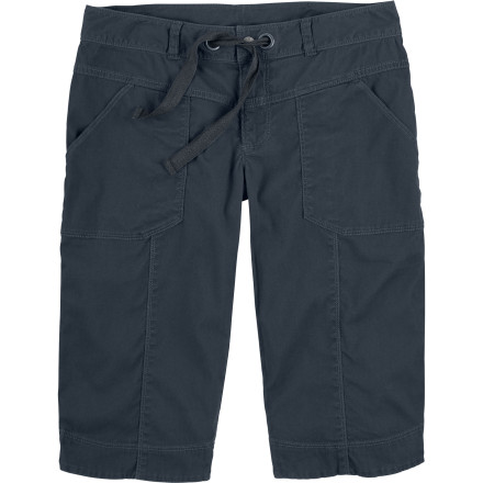 photo: The North Face Noble Stretch Capri hiking short