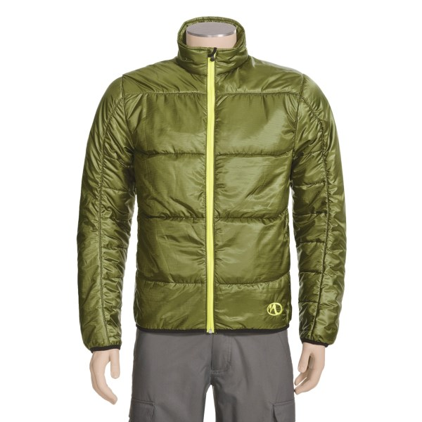 photo: Marker USA Granite Jacket synthetic insulated jacket