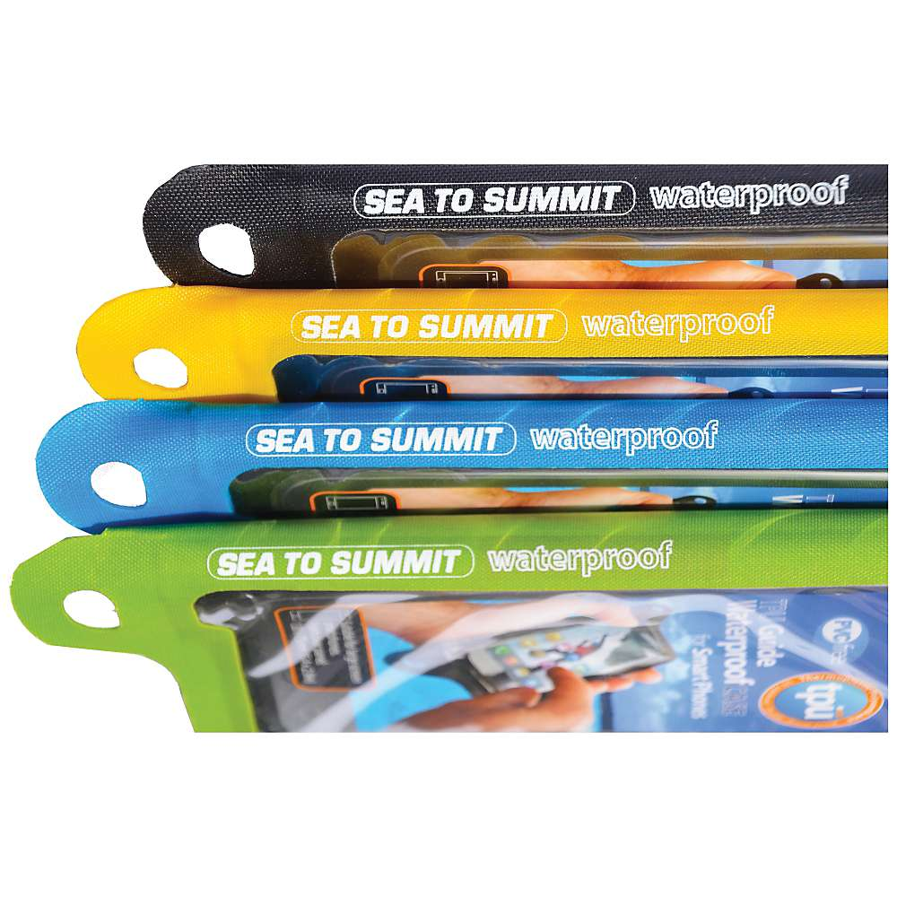 photo: Sea to Summit TPU Guide Waterproof Case for Smartphones waterproof soft case