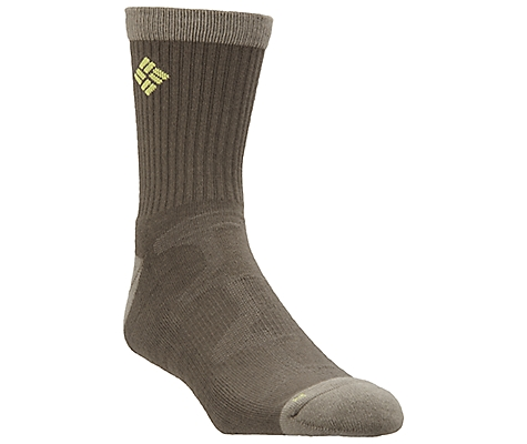 photo: Columbia Bug Me Not Crew hiking/backpacking sock