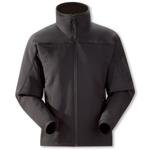 photo: Arc'teryx Women's Easyrider Jacket soft shell jacket