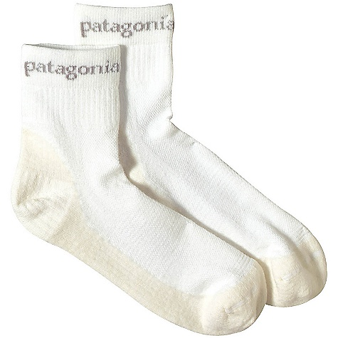 Patagonia Lightweight Endurance Quarter Sock