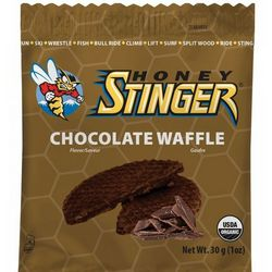 photo: Honey Stinger Organic Waffle bar