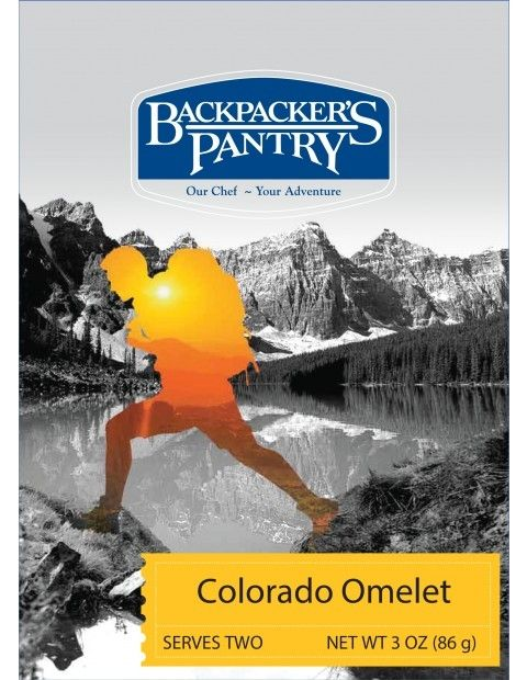 Backpacker's Pantry Denver Omelet