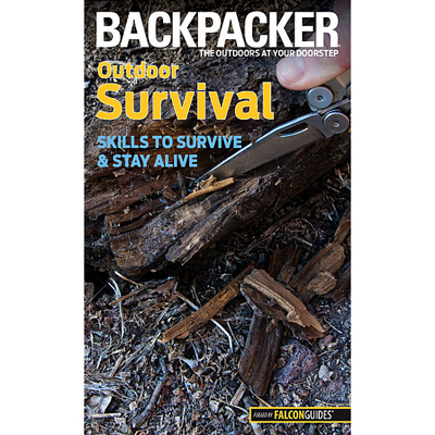 Falcon Guides Outdoor Survival: Skills to Survive & Stay Alive