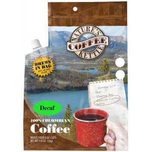 Nature's Coffee Kettle Decaf Coffee