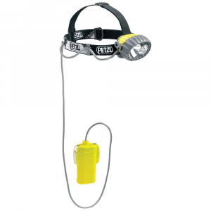 photo: Petzl DuoBelt LED 5 headlamp