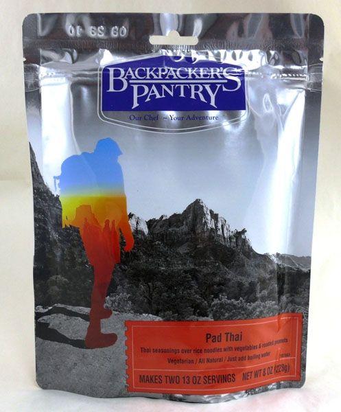 photo: Backpacker's Pantry Pad Thai vegetarian entrée