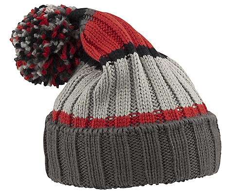 photo: Columbia Bugaboo Stripe Beanie winter hat