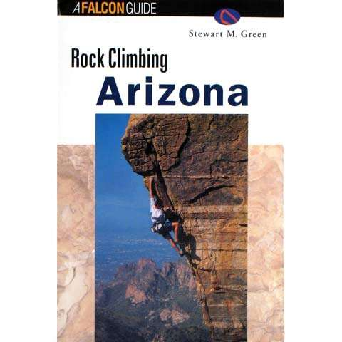 photo: Falcon Guides Rock Climbing Arizona us mountain states guidebook