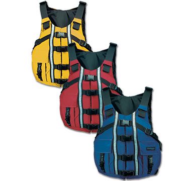 photo: Stohlquist aSEA life jacket/pfd