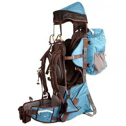 photo: Sherpani Rumba child carrier frame