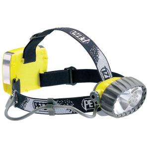 photo: Petzl Duo LED 5 headlamp